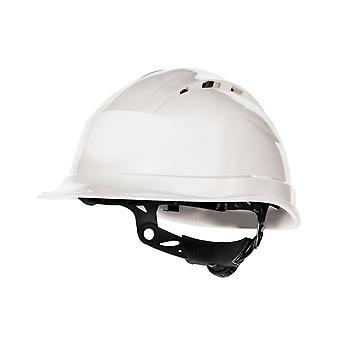 Delta Plus cuarzo Rotor casco ventilado trabajo