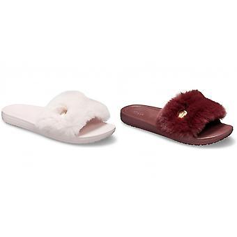 Crocs Donne Sloane Luxe Slide