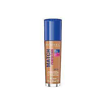 Rimmel Match Perfection Liquid Foundation