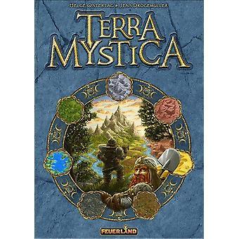 Z-Man Games Terra Mystica Board Game