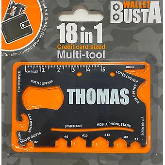 Multitool Multitool THOMAS kredittkort debetkort