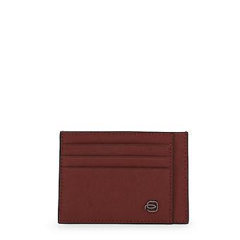 Piquadro Original Men All Year Wallet - Red Color 34278