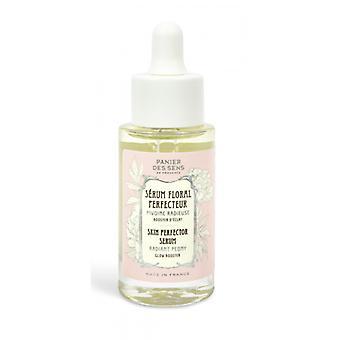Panier of Sens Perfecting Flower Serum Radiant Peony 30 ml