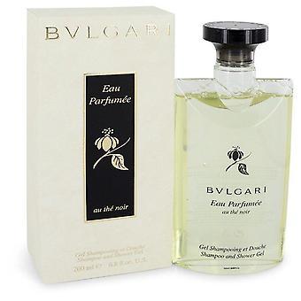 Bvlgari Eau Parfumee Au The Noir Shower Gel By Bvlgari 6.8 oz Duschgel