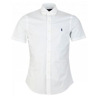 Polo Ralph Lauren Slim Fit Stretch Short Sleeved Shirt