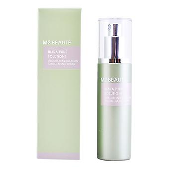 Anti-Ageing Moisturising Lotion Hyaluron And Collagen M2 Beauté (75 ml)