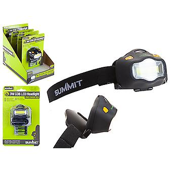 Summit prolite COB 3W Headlamp Batts