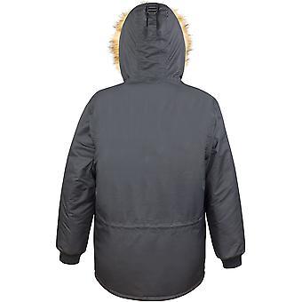 Result Mens Urban Outdoor Urban Stormdri 2000 Long Parka Jacket
