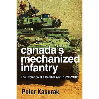 Canada's Mechanized Infantry - The Evolution of a Combat Arm - 1920-20