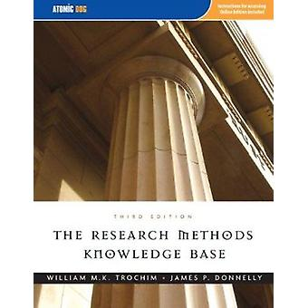 The Research Methods Knowledge Base (3rd edition) by William Trochim