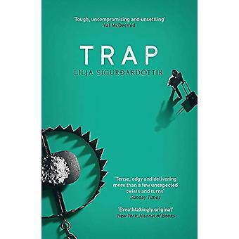 Trap by Lilja Sigurdardottir - 9781912374359 Book