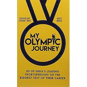 Minha jornada olímpica: 50 de desportistas de líderes da Índia sobre o maior teste da sua carreira