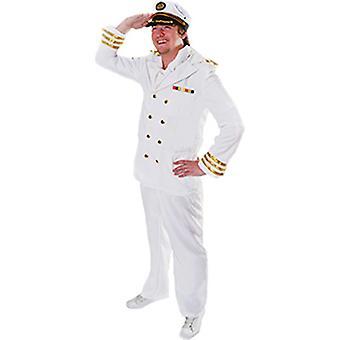Męska kurtka Captain kostium kapitana oficer karnawał