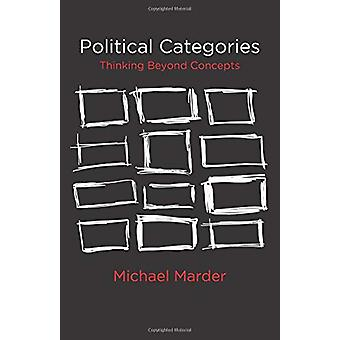 Political Categories - Thinking Beyond Concepts by Michael Marder - 97