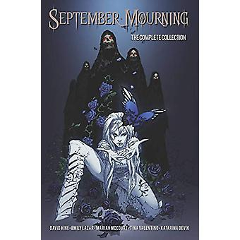 September Mourning - The Complete Collection Volume 1 by David Hine -