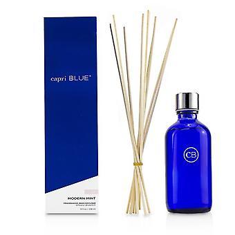 Capri blauwe handtekening reed diffuser-moderne Mint 236ml/8oz