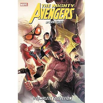 Mighty Avengers By Dan Slott - The Complete Collection by Dan Slott -