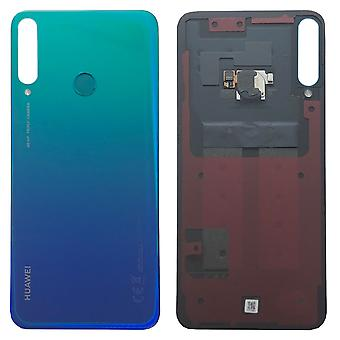 Huawei Battery Cap Battery Lid Battery Cover Blue / Aurora Blue for P40 Lite E 02353LJF Repair New