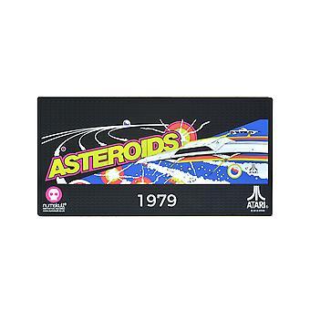 Offizielle Asteroiden Gummiboden / Tür Matte