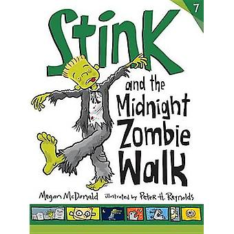 Stink And The Midnight Zombie Walk by Mcdonald Megan - 9780763663940