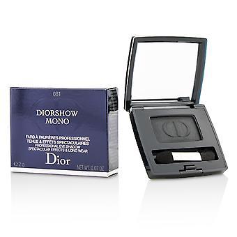Diorshow mono profissional efeitos espetaculares e longo desgaste sombra # 081 passarela 211830 2g /0.07oz