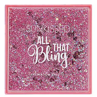 Sunkissed Eyeshadow Palette - All That Bling