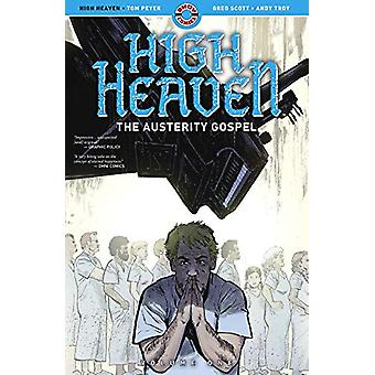 High Heaven - Volume One - The Austerity Gospel by Tom Peyer - 97809980