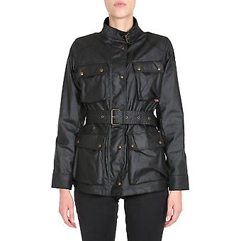 Belstaff 72050557c61n015890000 Women's Black Cotton Outerwear Jacket
