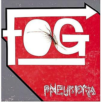 Fog - Pneumonia [CD] USA import