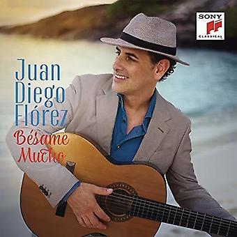 Juan Diego Florez - Besame Mucho [CD] USA import