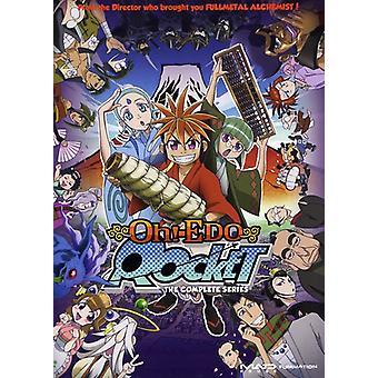 Oh! Edo raket: Complete serie [DVD] USA importeren