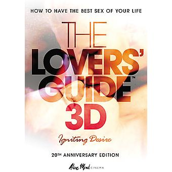 Lovers Guide 3D: Igniting Desire [DVD] USA import