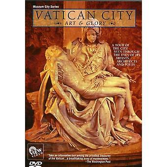Vatican City-Art & Glory [DVD] USA import