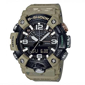 Menns Watch Casio G-Shock Mudmaster Spesielle britiske hæren GG-B100BA-1AER Limited Edition