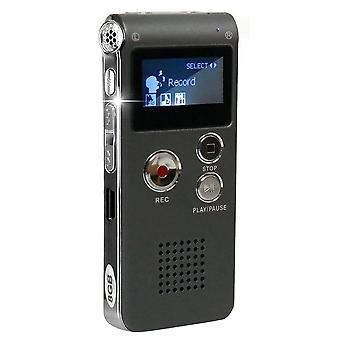Dictaphone with MP3 function