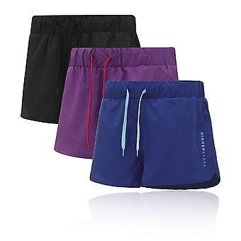 Higher State Women's Running Shorts (3 Pack) - SS21