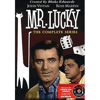 Mr. Lucky - Mr. Lucky: Complete Series [DVD] USA import