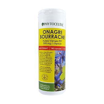 Organic Evening Primrose Borage Duo 180 capsules