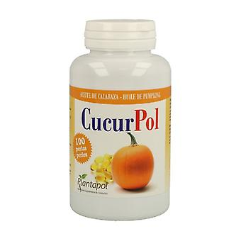 Cucurpol Pumpkin Oil 100 softgels