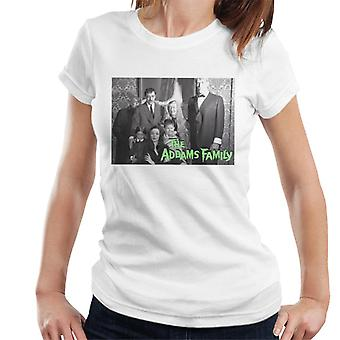 The Addams Family Photo Women's T-Shirt