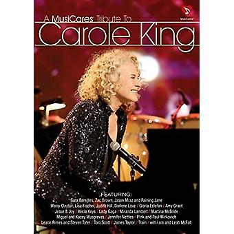 Various Artist - Musicares Tribute to Carole King [DVD] USA import