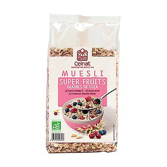 Super fruit muesli and chia seeds 375 g