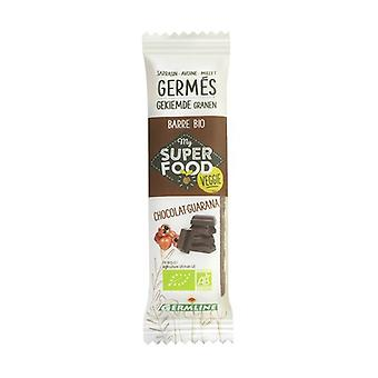 Guarana Chocolate Sprouted Cereal Bar 31 g