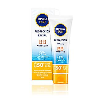 Face Sunscreen Bb Anti-aging Spf50+ 50 ml