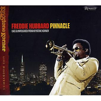 Freddie Hubbard - Pinnacle Live & Unrelease [CD] USA import