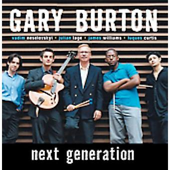 Gary Burton - import USA de prochaine génération [CD]