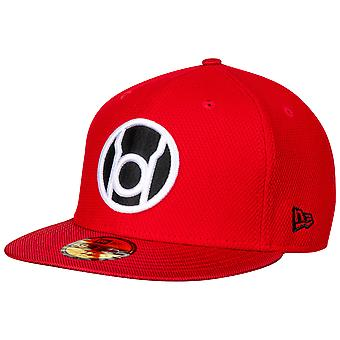 Red Lantern Symbol Armor Ny Æra 59Fifty Monteret Hat