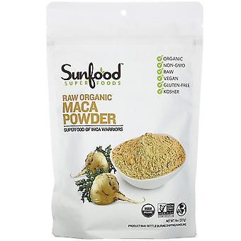 Sunfood, Superfoods, Raw Organic Maca Powder, 8 oz (227 g)