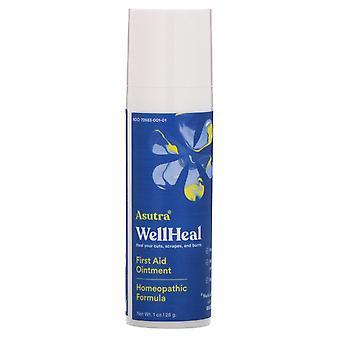 Asutra, WellHeal, Unguento di Primo Soccorso, 28 g