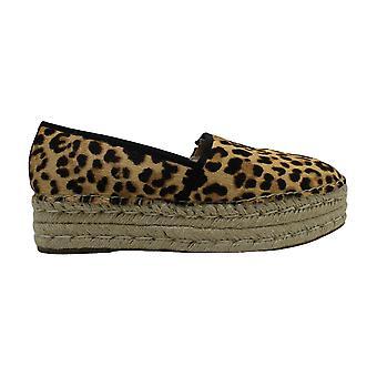 Steve Madden Women's Alexia Slip-on Espadrilles - Leopard